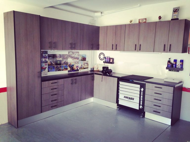 ideas para organizar garaje