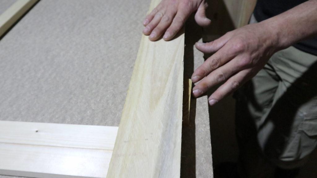 vetas y dibujos de la tabla de madera de palet www.rufuster.com